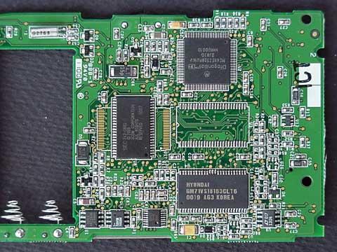 микросхем памяти Samsung